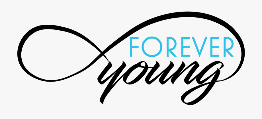 Forever Young Logo Png , Transparent Cartoon, Free Cliparts.
