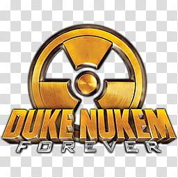 Duke Nukem Forever Icon, Duke Nukem Forever, Duke Nukem.
