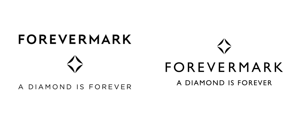 Brand New: New Logo for Forevermark by PWW.
