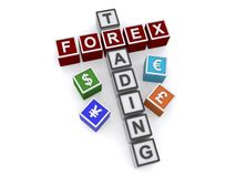 3d Forex Trading Stock Illustrations.