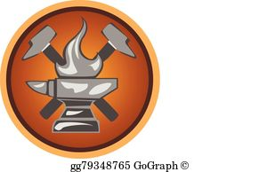 Forge Clip Art.