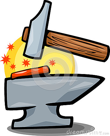 Forge clipart.