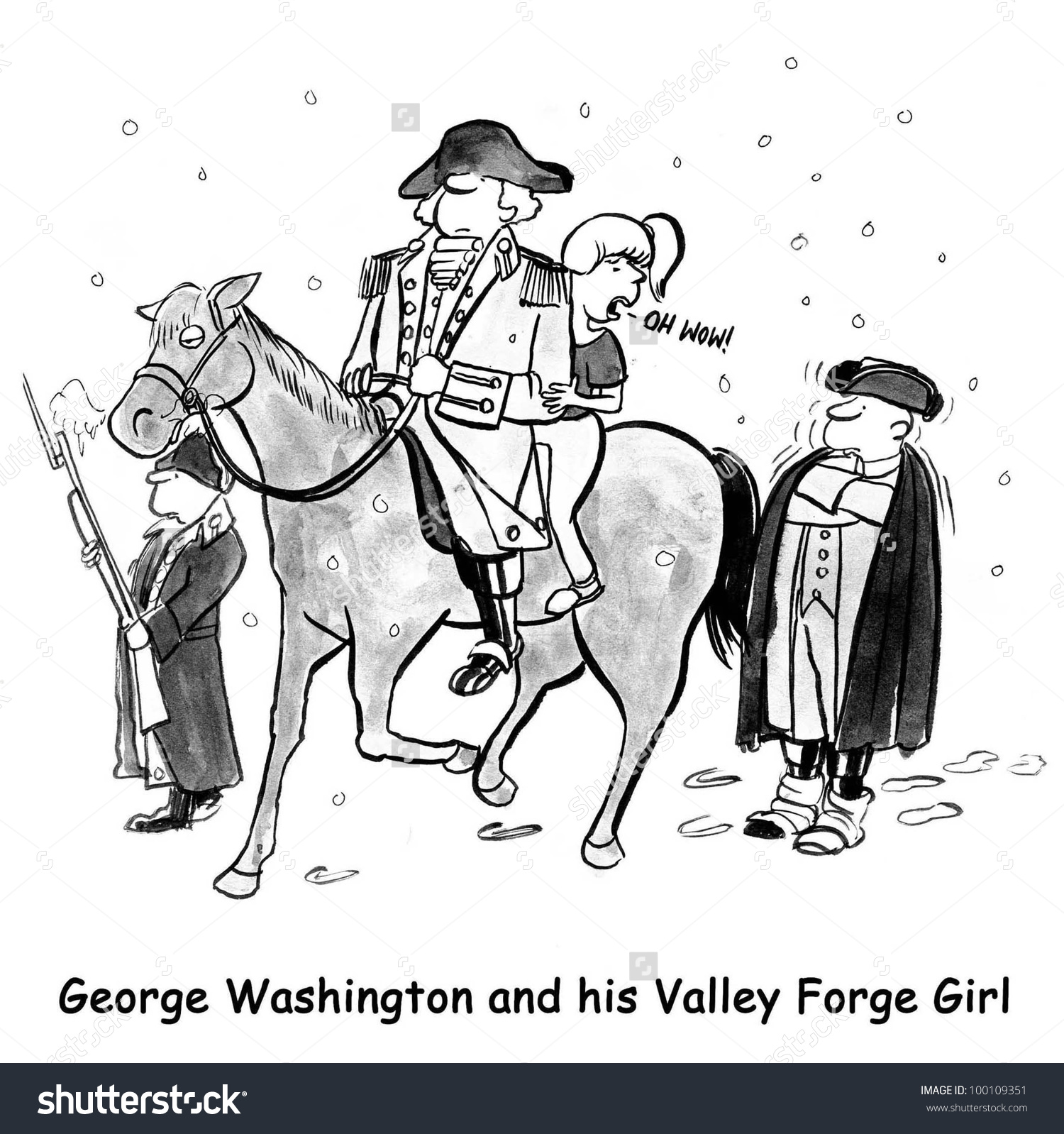 Valley forge clipart.