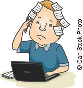 Forgetful Illustrations and Clip Art. 297 Forgetful royalty free.