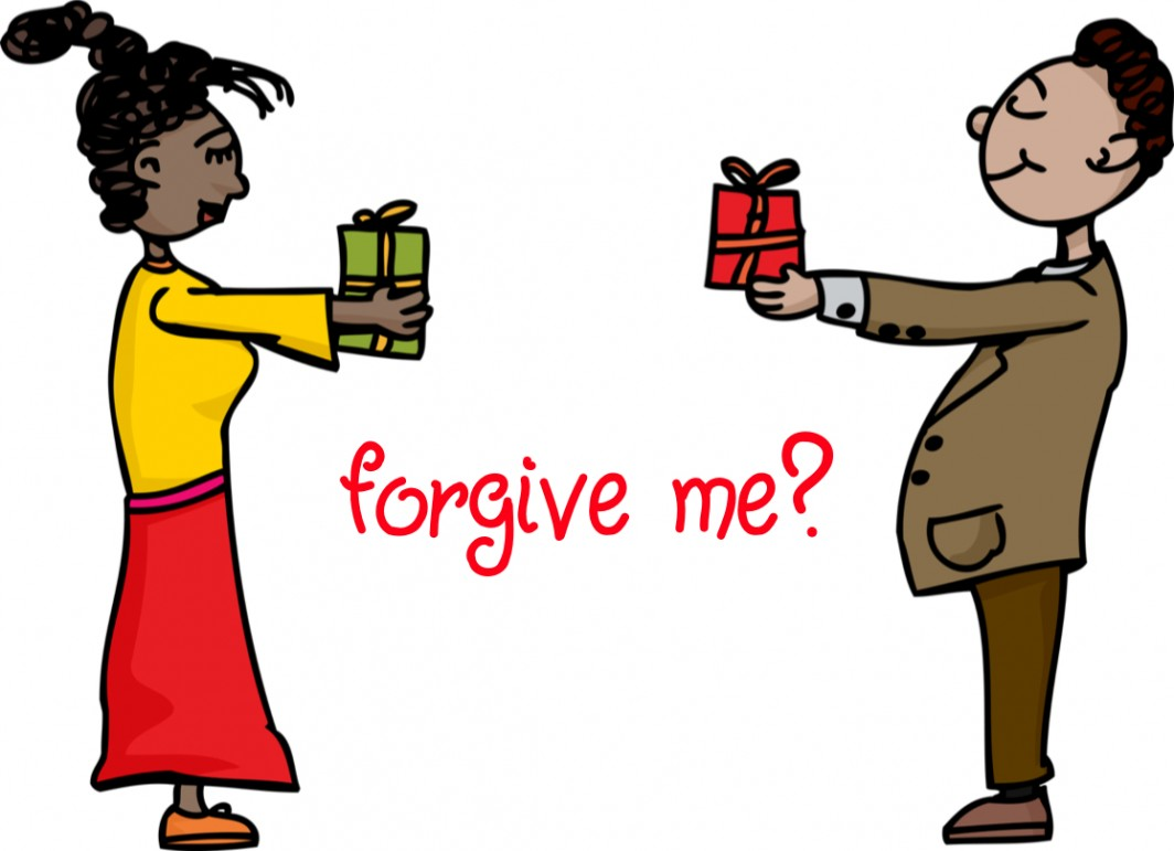 Forgiveness Clipart.