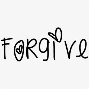 Children Clipart Forgiveness.