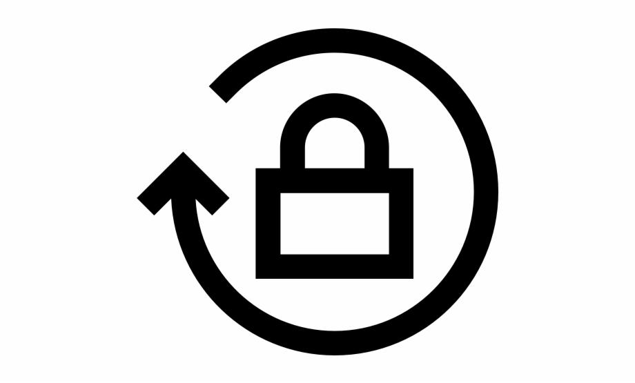 Password Reset Ad Password Reset Icon.