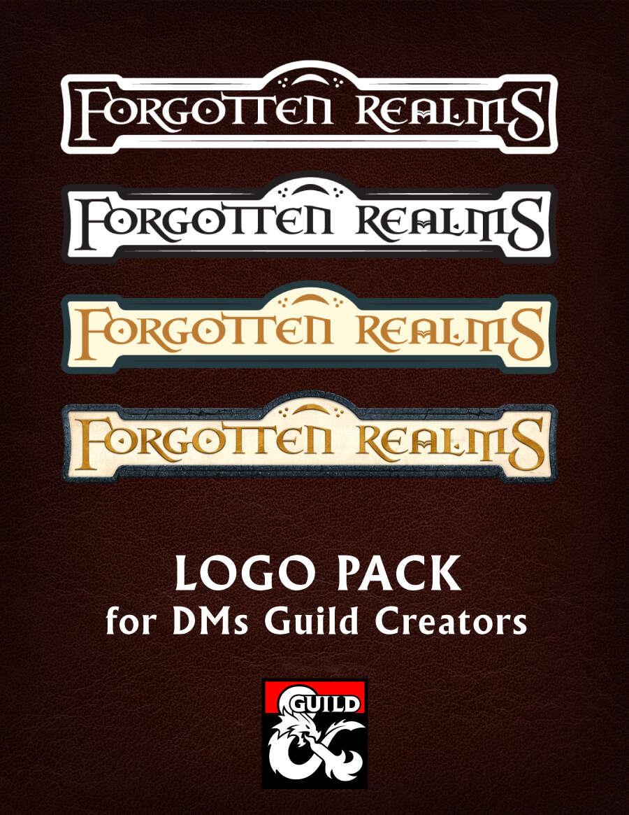 Forgotten Realms logo pack.