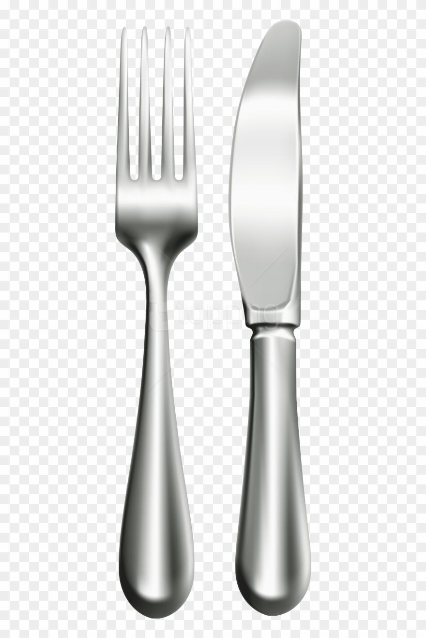 Fork Knife Png Transparent Background.