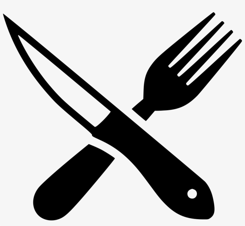 Fork And Steak Knife Svg Png Icon Free Download.