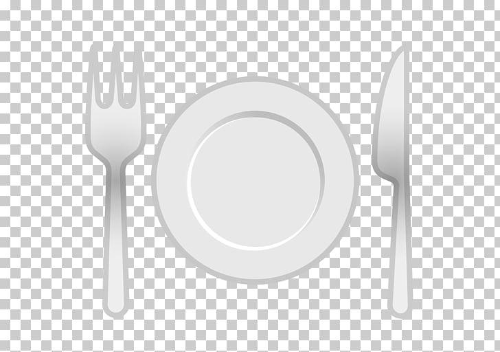Fork Knife Spoon Plate Emoji, fork PNG clipart.