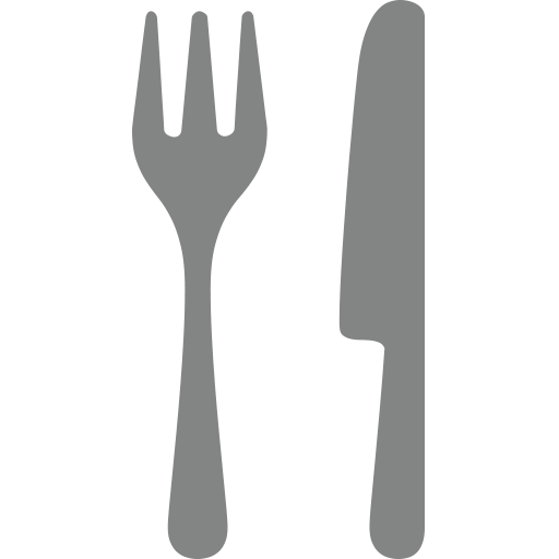 Fork And Knife Emoji for Facebook, Email & SMS.