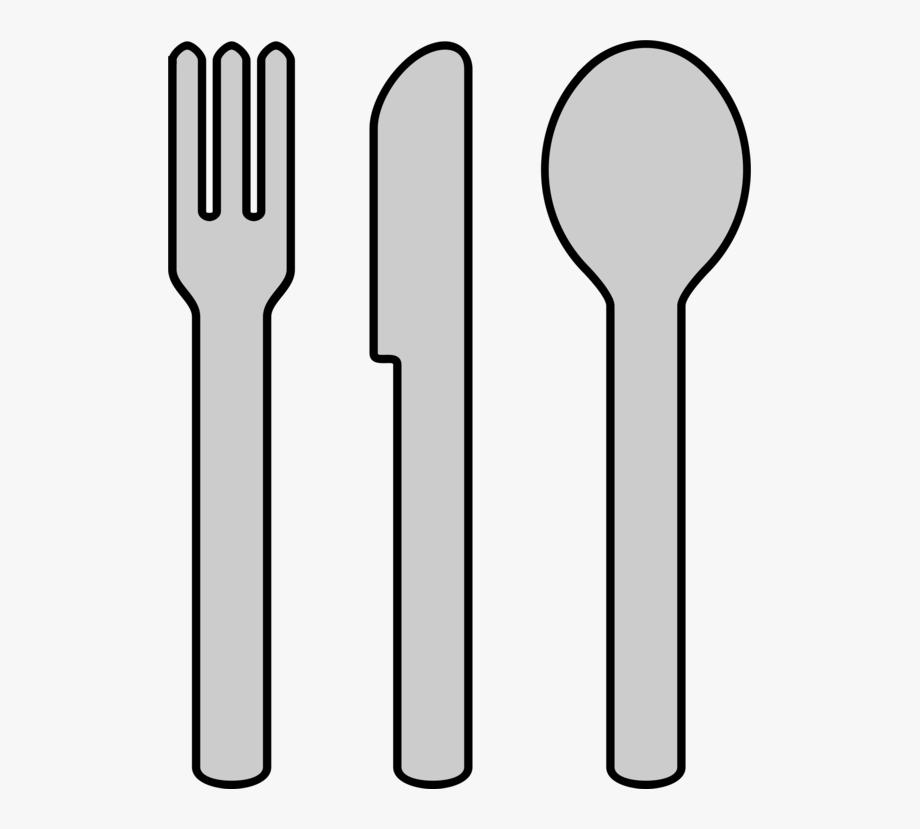 Cutlery Spoon Fork Knife Kitchen Utensil.