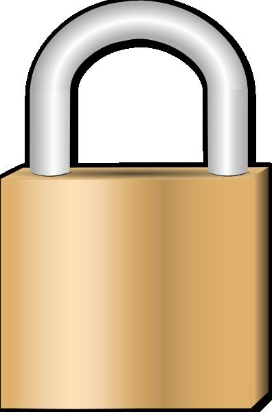 Clip Art Safety Locks Clipart.