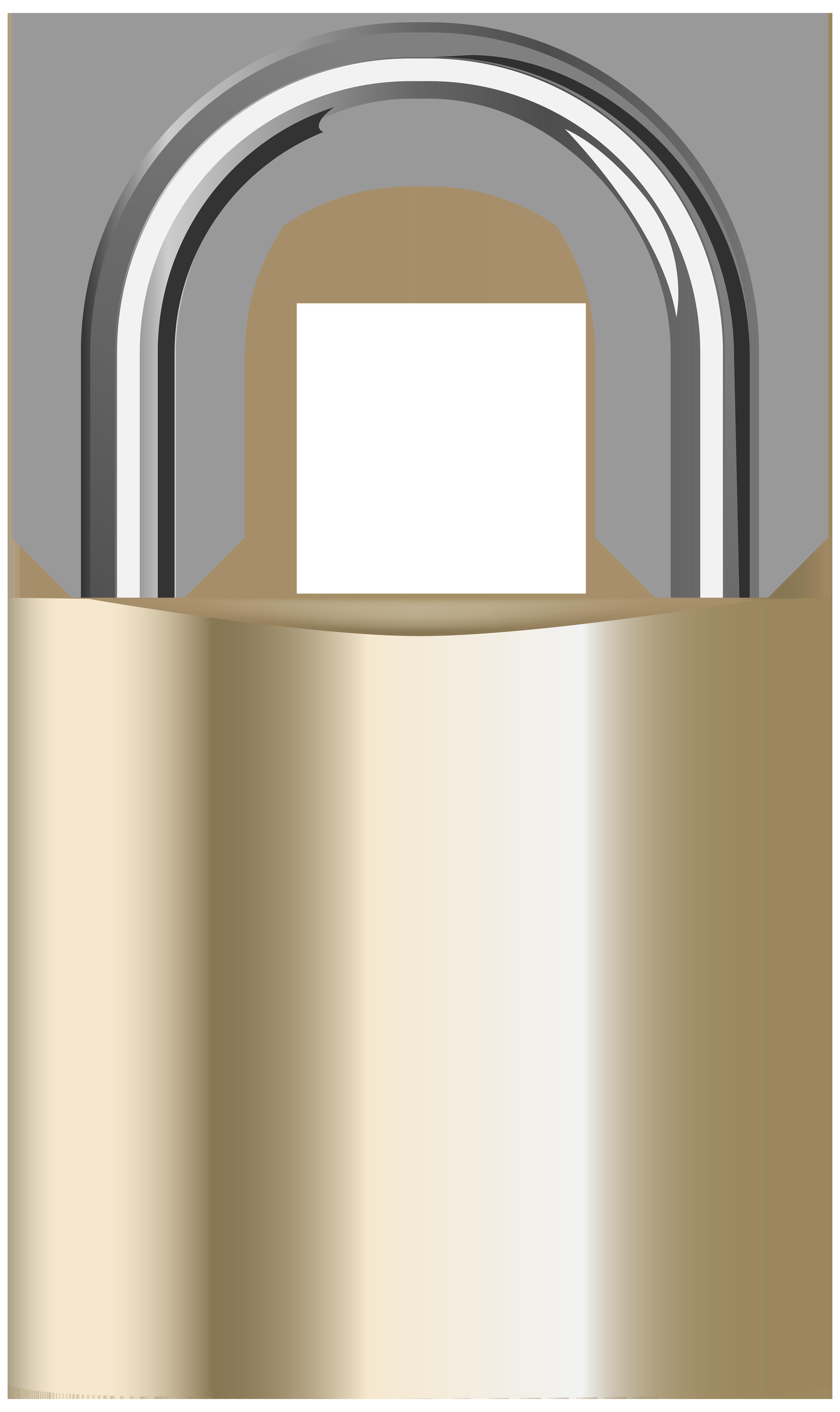 Lock PNG Clip Art.