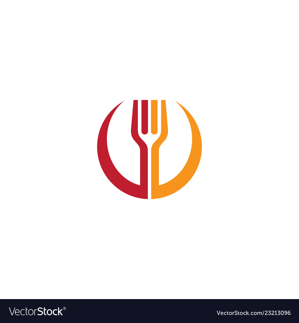 Fork restaurant logo.