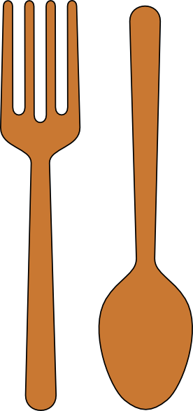 Spoon And Fork Clipart.