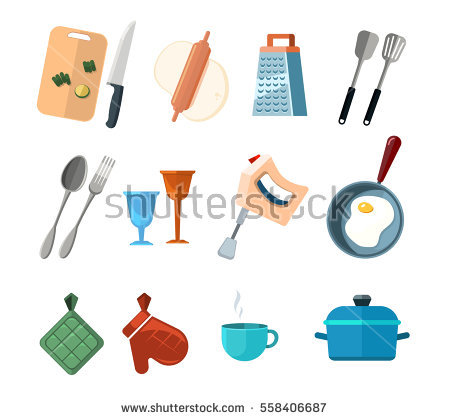 Cookery Vector Stock Photos, Royalty.