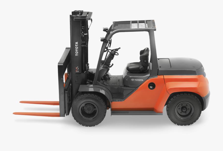Transparent Forklift Clipart Free.
