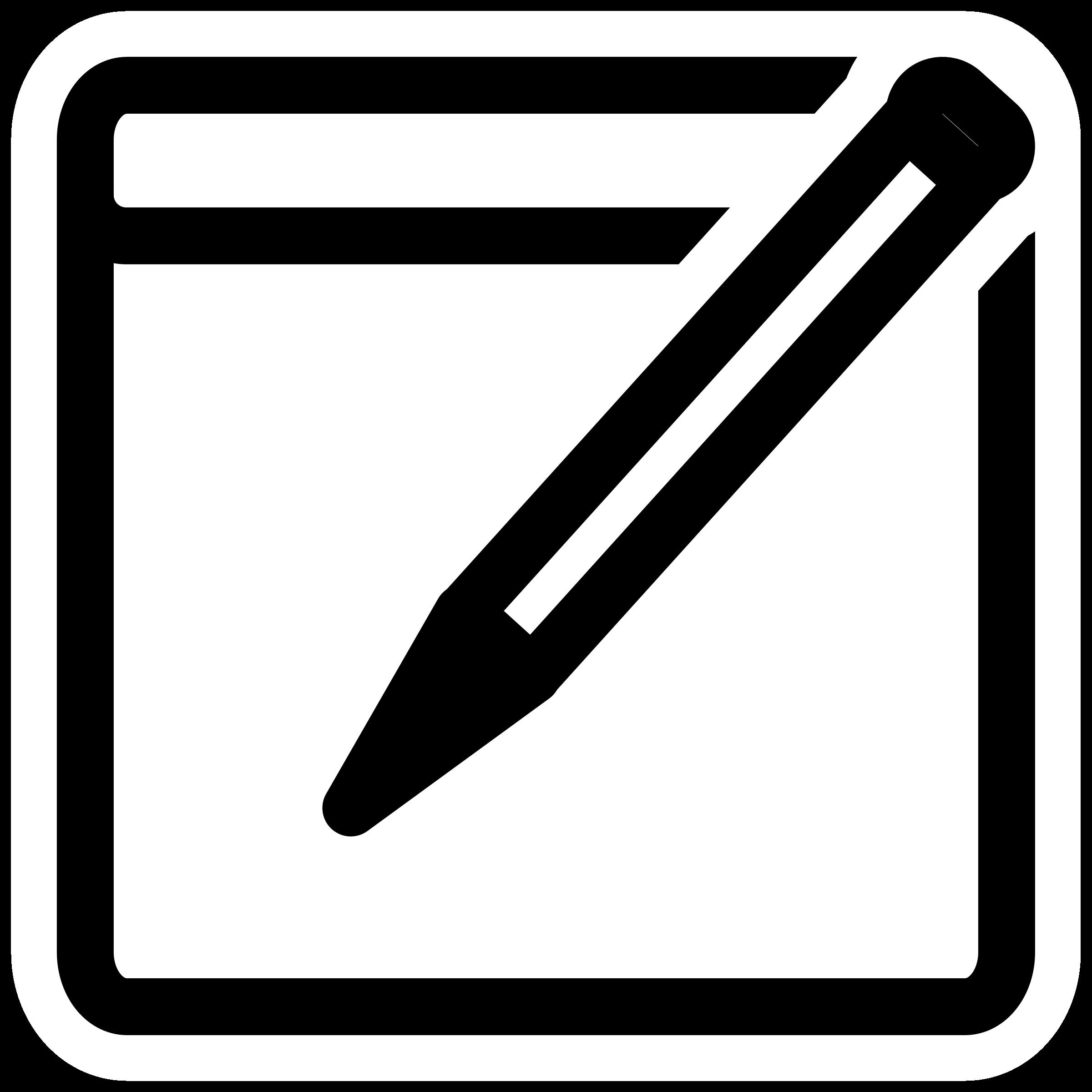 Form Clip Art.