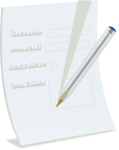 Forms clip art free.