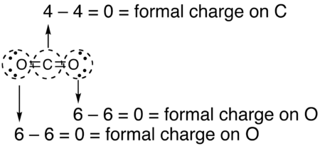 Formal charge.