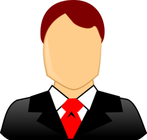 Male Formal Business Clip Art at Clker.com.