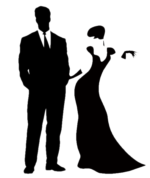 Formal wear clipart.