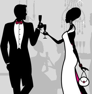 Formal clipart.