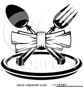 Free Formal Dining Clipart.