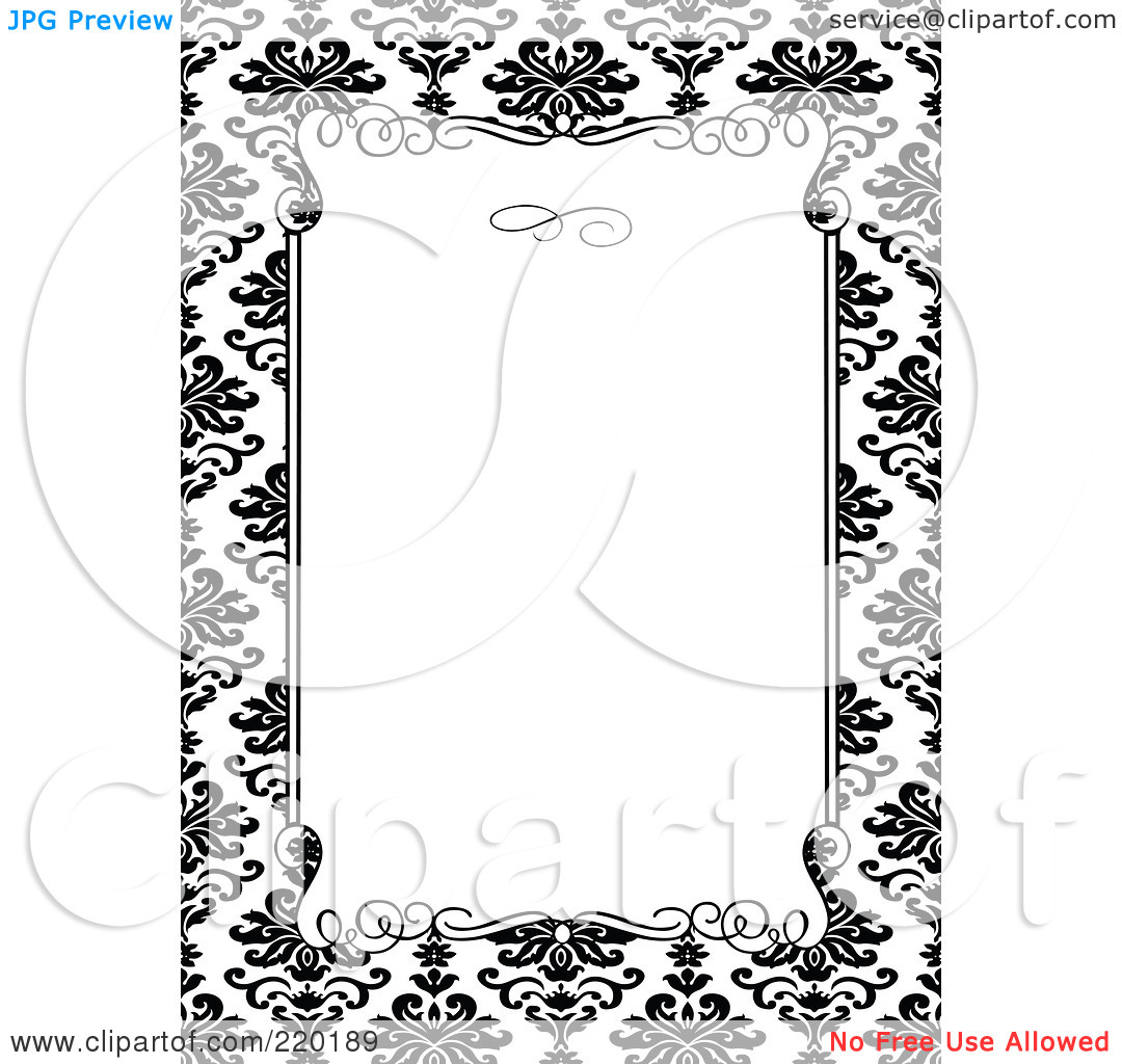 Formal Invitation Clipart.  Formal Invitation Templates Free