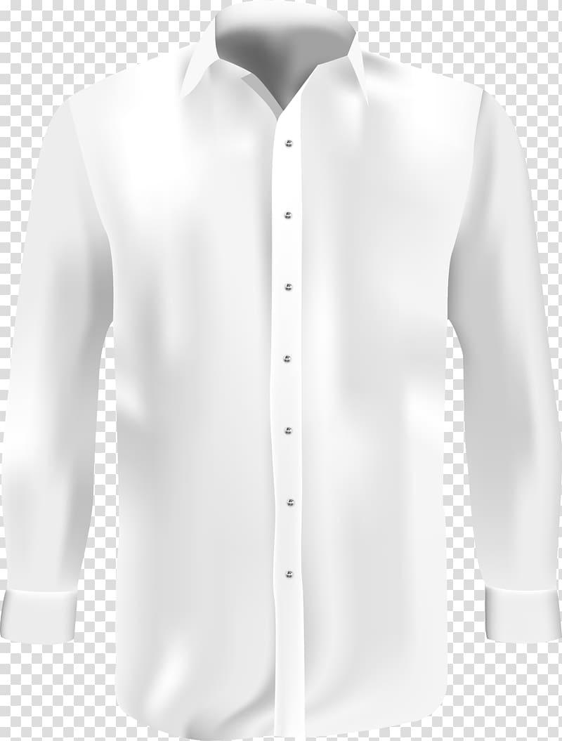 White dress shirt , Blouse White Dress shirt Formal wear, A.