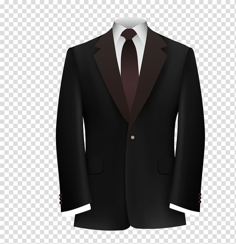 Suit Formal wear Clothing, suit transparent background PNG.