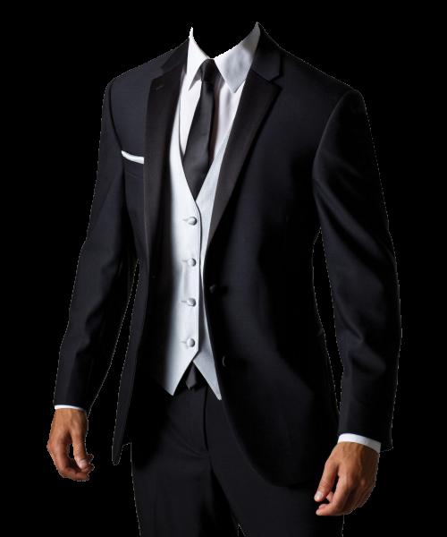Suit PNG Transparent Image.