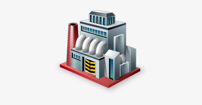 Factory Icon Png PNG Images.