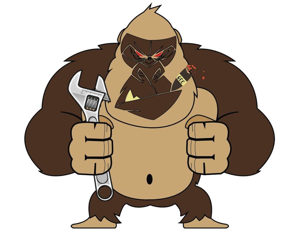 Gorilla Gas Works.