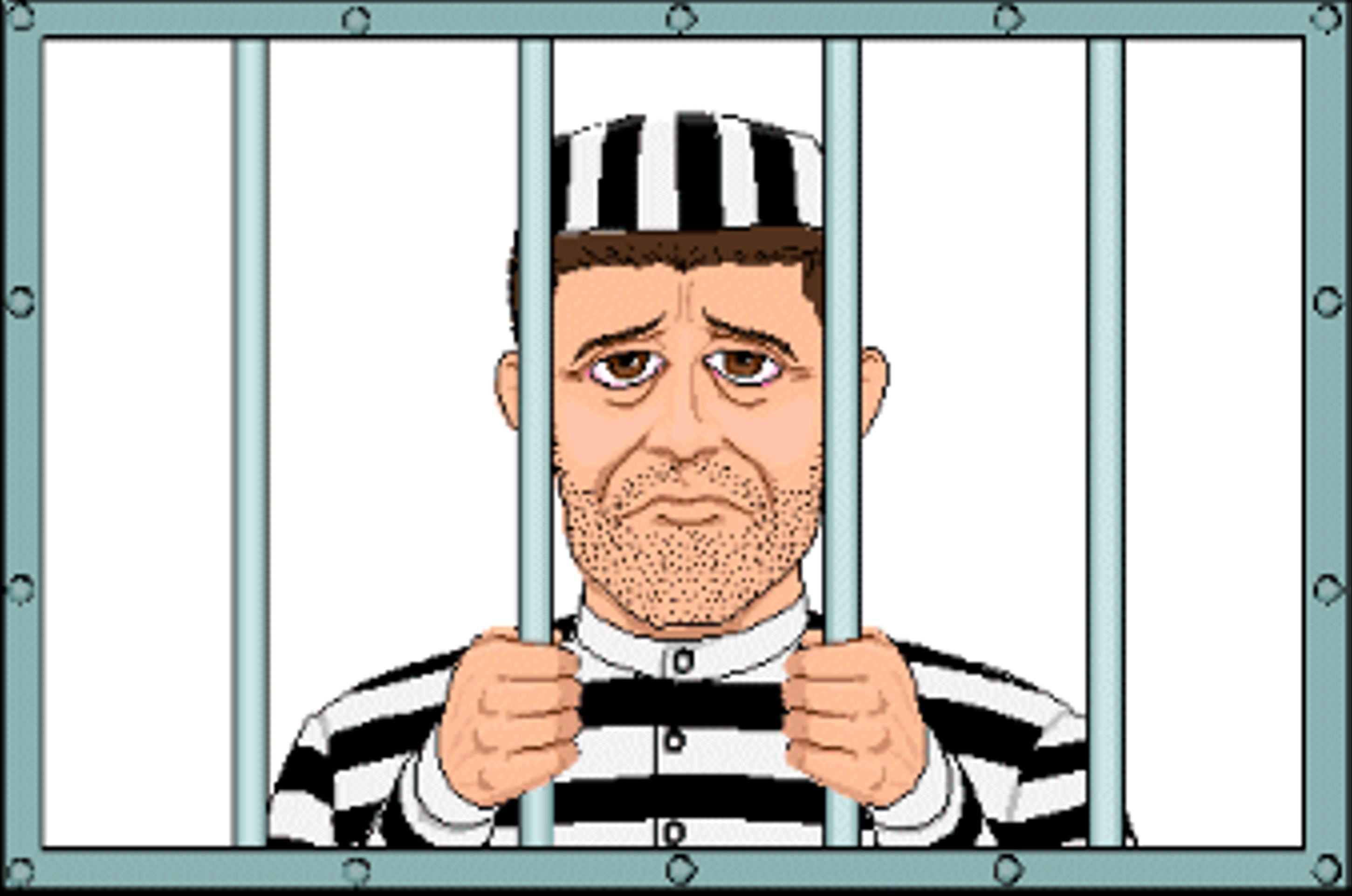 Prison Clipart.