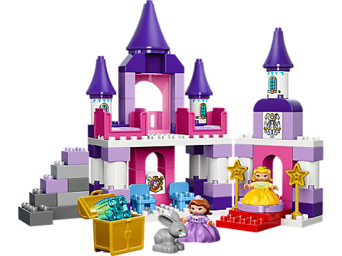 Sofia the First™ Royal Castle.