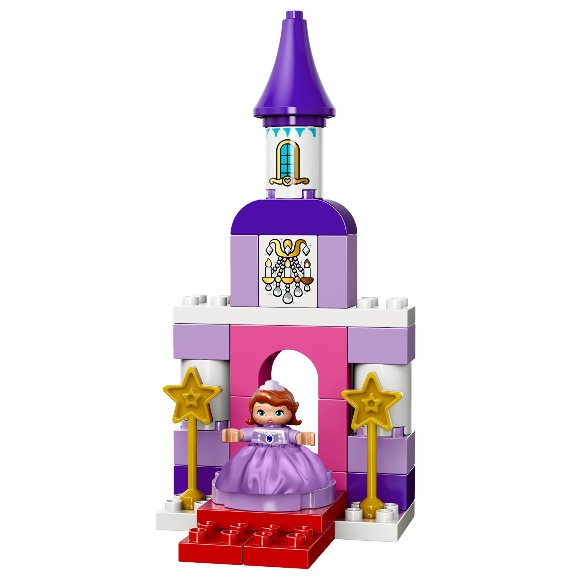 LEGO DUPLO Sofia the First Royal Castle 10595.