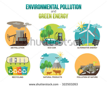 """polluted_land"" Stock Photos, Royalty."