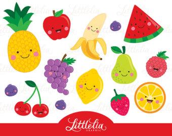fruit clipart.
