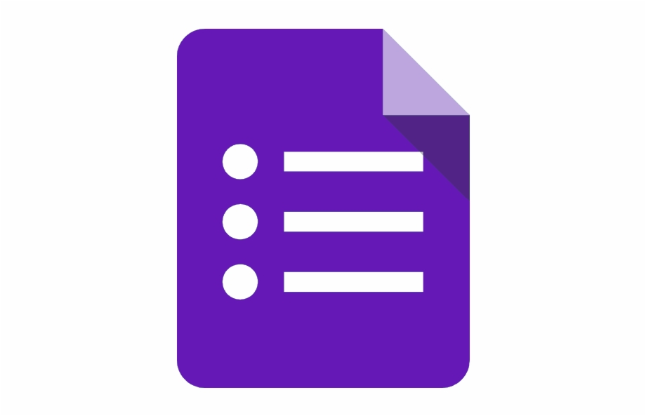 To Google Forms.