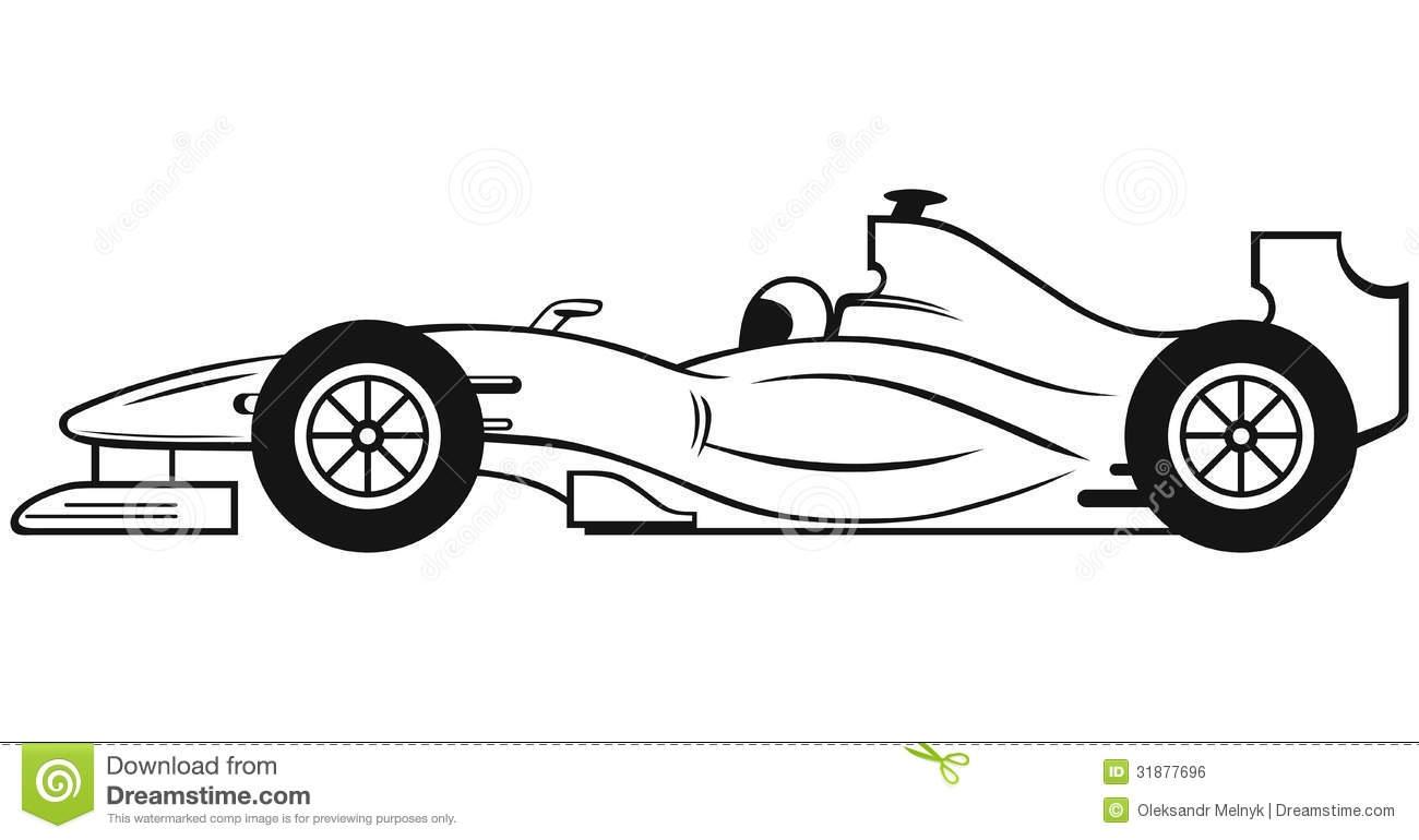 Clipart formula 1.