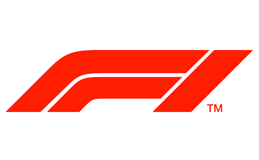 This Is The New Formula 1 Logo.