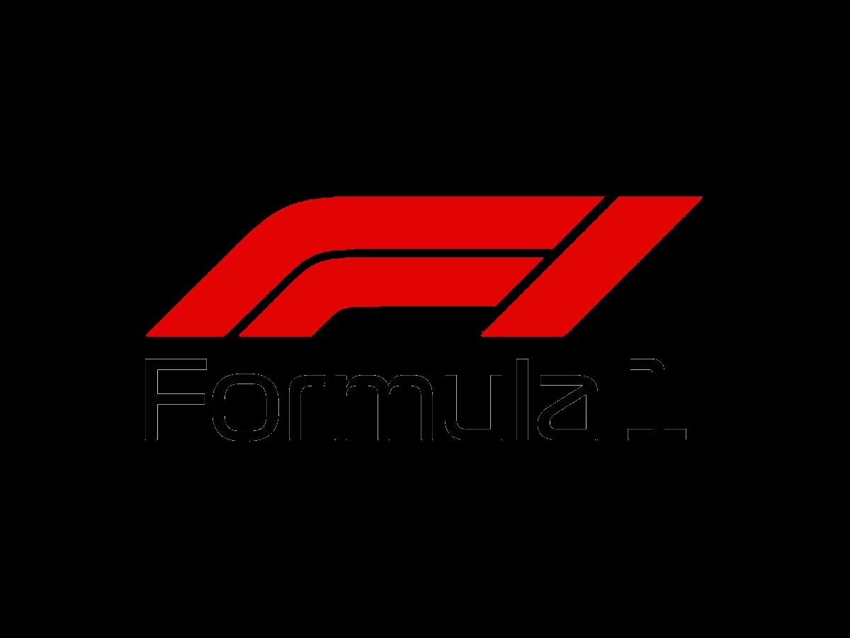 Formula 1 Logo PNG Image.