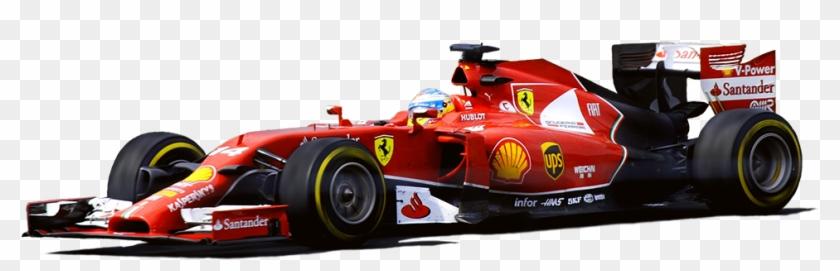 Ferrari Formula 1 Png.