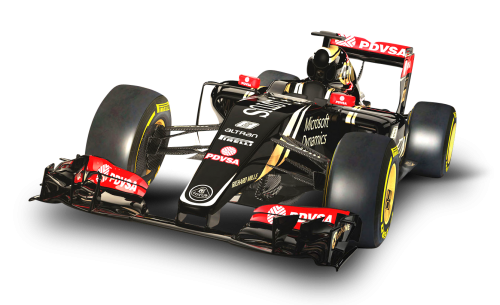 Formula 1 PNG Transparent Image.