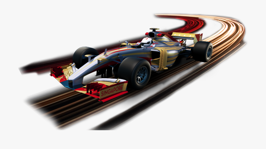 The Road To Formula 1 Singapore Grand Prix.