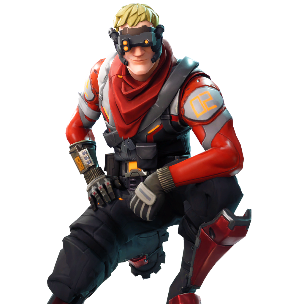 Fortnite Battle Royale Character Png 40.