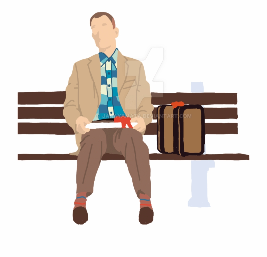 Forrest Gump Clipart 5 By Christopher.